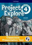 Project Explore Level 4 Workbook Classroom Presentation Tool cover