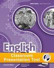 English Plus Starter Classroom Presentation Tool - Workbook cover