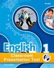English Plus Level 1 Classroom Presentation Tool - Student's Book cover