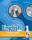 English Plus Level 1 Classroom Presentation Tool - Workbook cover