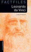 Oxford Bookworms Library Factfiles Level 2: Leonardo Da Vinci cover
