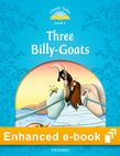 Classic Tales Level 1 The Three Billy Goats e-book cover
