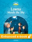 Classic Tales Level 1 Lownu Mends the Sky e-book cover
