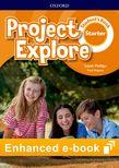 Project Explore Starter Student's e-Book cover
