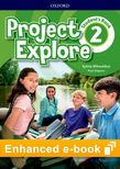 Project Explore Level 2 Student's e-Book cover