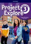 Project Explore Level 3 Student's e-Book cover