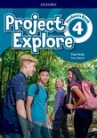 Project Explore Level 4 Student's e-Book cover