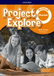 Project Explore Starter Workbook with Online Practice cover