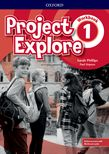 Project Explore Level 1 Workbook with Online Practice cover