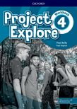 Project Explore Level 4 Workbook with Online Practice cover