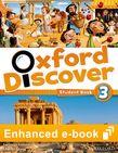 Oxford Discover 3 Student Book e-book cover