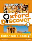 Oxford Discover 3 Workbook e-book cover