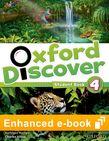 Oxford Discover 4 Student Book e-book cover