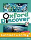 Oxford Discover 6 Workbook e-book cover