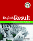 English Result Pre-Intermediate Workbook with MultiROM Pack cover