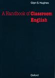 A Handbook of Classroom English cover