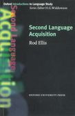Second Language Acquisition cover
