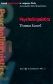 Psycholinguistics cover