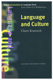 Language and Culture cover