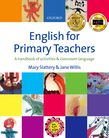 English for Primary Teachers cover
