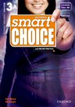 Smart Choice Level 3 Multi-Pack A and Digital Practice Pack cover