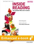 Inside Reading Introductory e-book cover