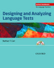 Designing and Analyzing Language Tests cover