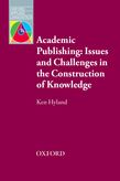 Academic Publishing: Issues and Challenges in the Construction of Knowledge e-Book for Kindle cover