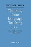 Thinking about Language Teaching cover