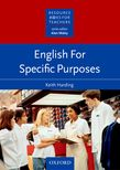 English for Specific Purposes cover