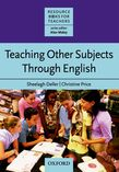 Teaching Other Subjects Through English e-book for Kindle cover