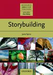 Storybuilding e-book for Kindle cover