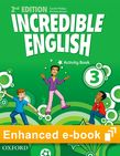 Incredible English 3 Activity Book e-Book cover