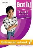 Got It! Level 3 Student e-book cover