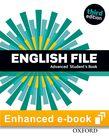 English File Advanced Student's Book e-Book cover