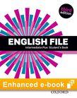 English File Intermediate Plus Student's Book e-Book cover