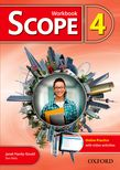Scope Level 4 Workbook with Online Practice (Pack) cover