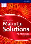 Maturita Solutions Third Edition