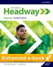 Headway Beginner Student's Book e-book cover