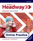 Headway Elementary Online Practice cover