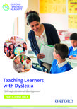 Teaching Learners with Dyslexia