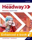 Headway Elementary Student's Book e-book cover
