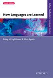 How Languages are Learned e-book cover