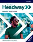 Headway Advanced Student's Book Cover