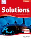 Solutions Second Edition Pre-Intermediate