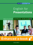 Express Series English for Presentations e-book cover