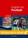 Express Series English for Football e-book cover