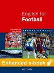 Express Series English for Football e-book cover
