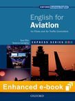 Express Series English for Aviation e-book cover