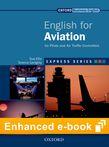 Express Series English for Aviation e-book cover